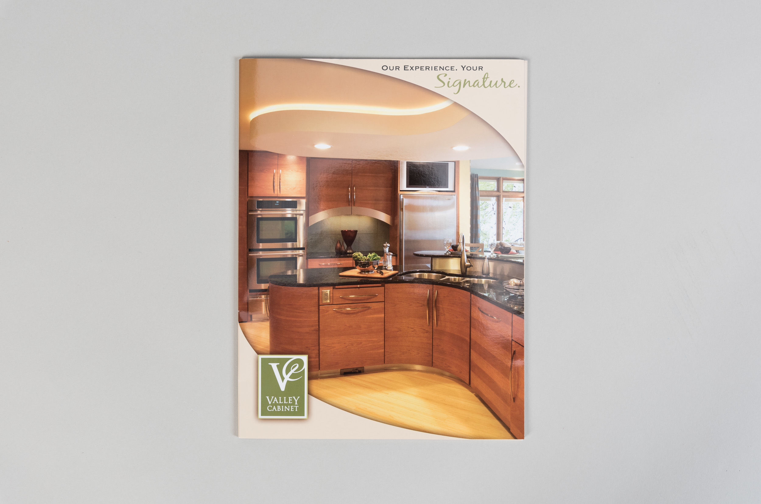 Valley Cabinet Brochure Front