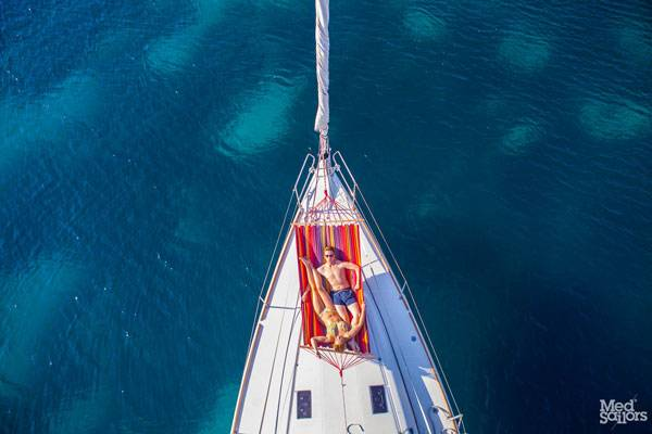 Greece Sailing Trips To The Island Of Mykonos