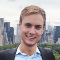 Headshot of Matt Brooks, cofounder