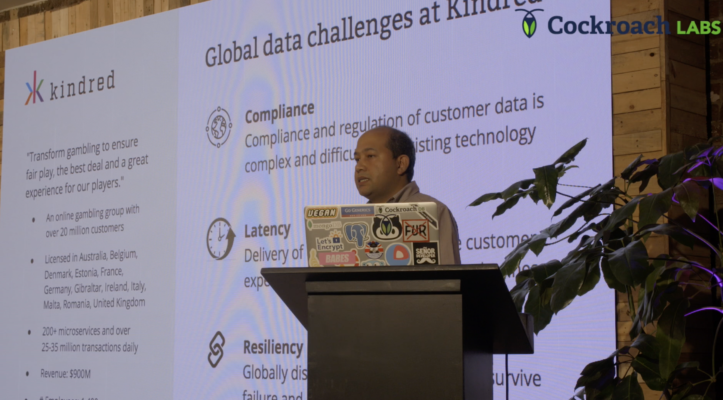 How Kindred Group is Solving Global Data Challenges with CockroachDB