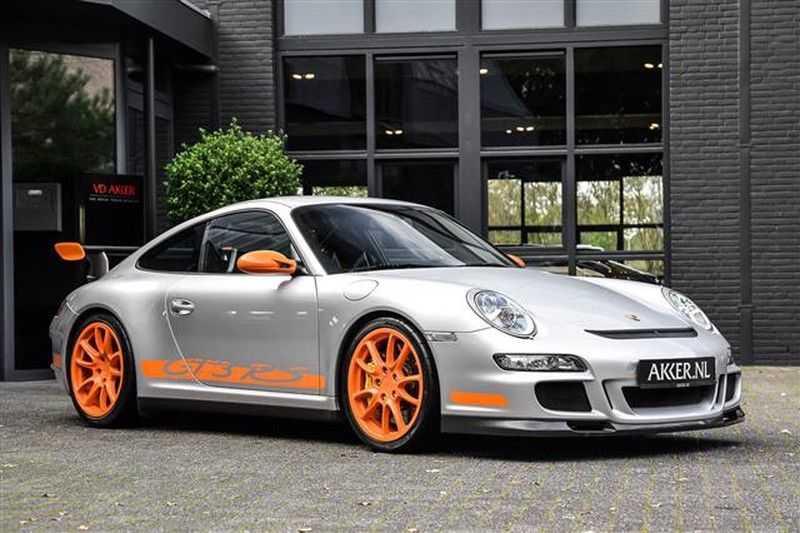 Porsche 911 GT3 RS CARBON SCHAALSTOELEN+ROLKOOI afbeelding 18