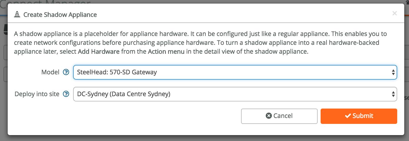 Shadow Appliances #2