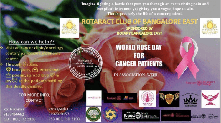 World Rose Day 2019