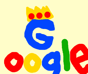 google image with crown on top