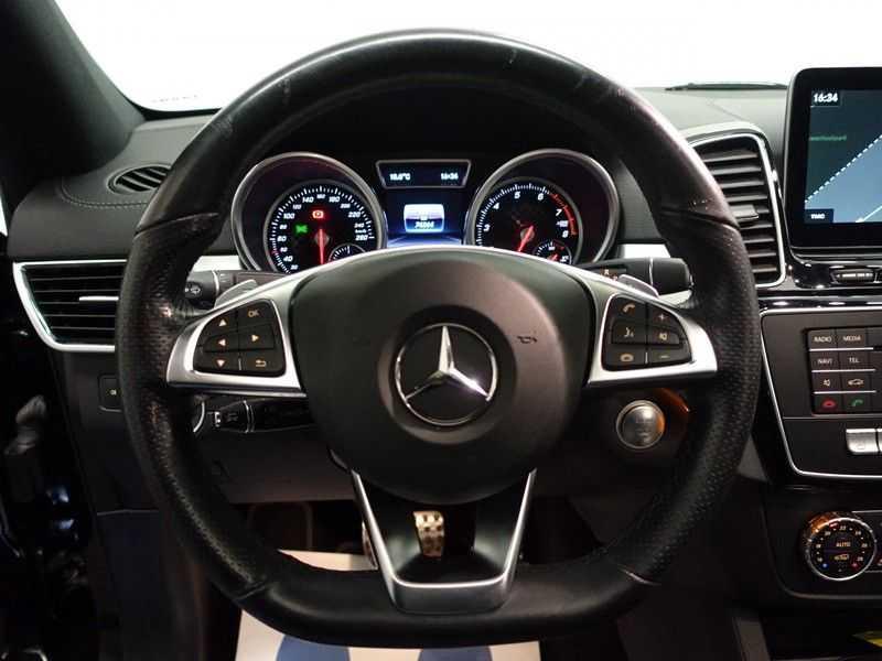 Mercedes-Benz GLE 43 AMG Coupe 4MATIC 368pk Aut- Black Series Panodak, Leer, 360 Camera, afbeelding 3