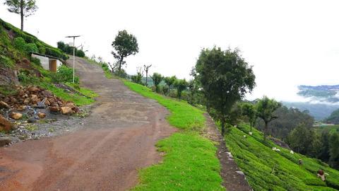 Plot 13 and 14 Adar Estate - Road approach