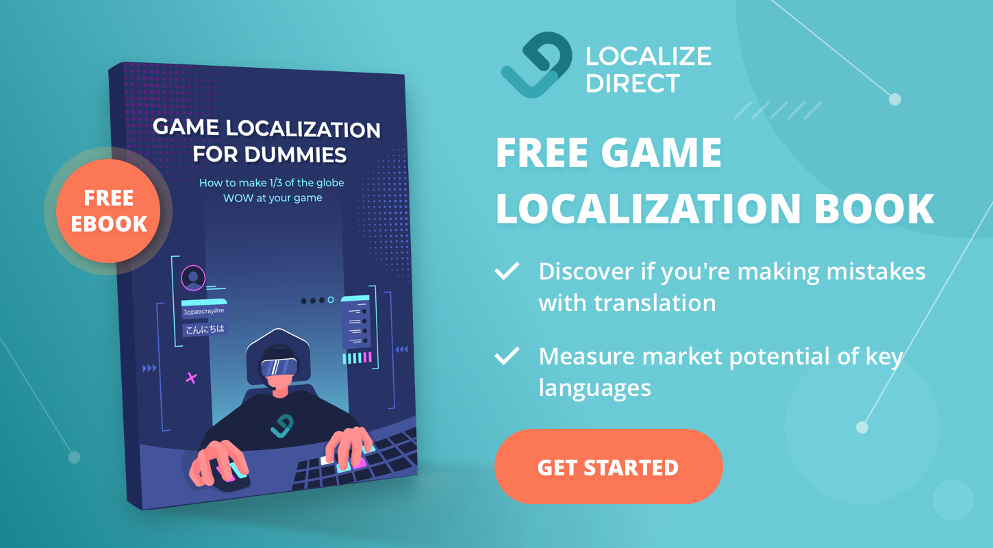 Free Game Localization Ebook