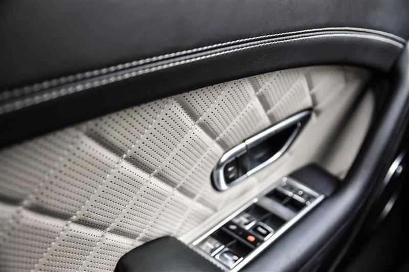 Bentley Continental GT SPEED SUPERSPORTS LOOK CARBON (635 PK) afbeelding 24
