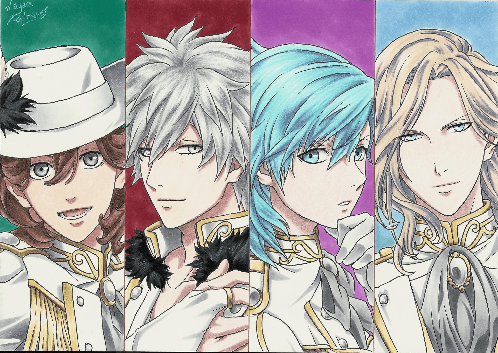 Desenho de Anime