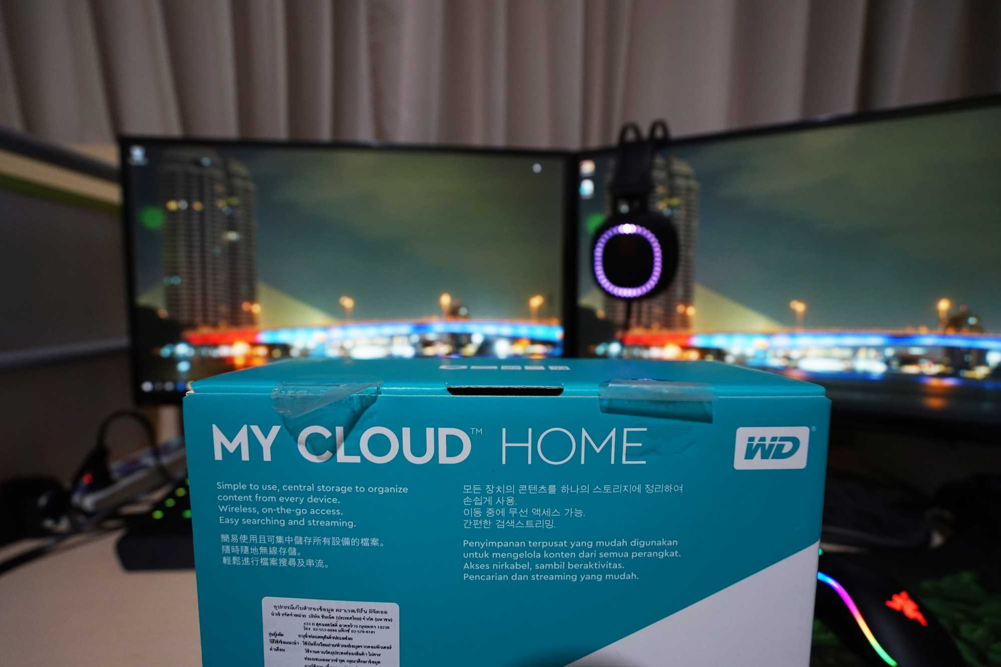 review wd my cloud home 4