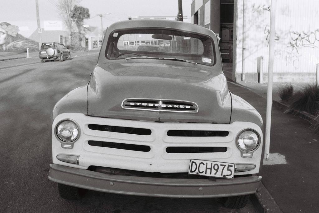 1950's Old Pickup truck