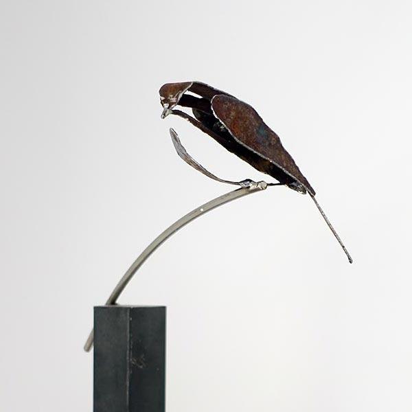 Robin, mild/stainless steel