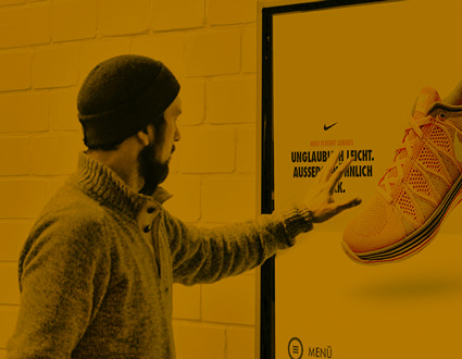 Contentful and Nike
