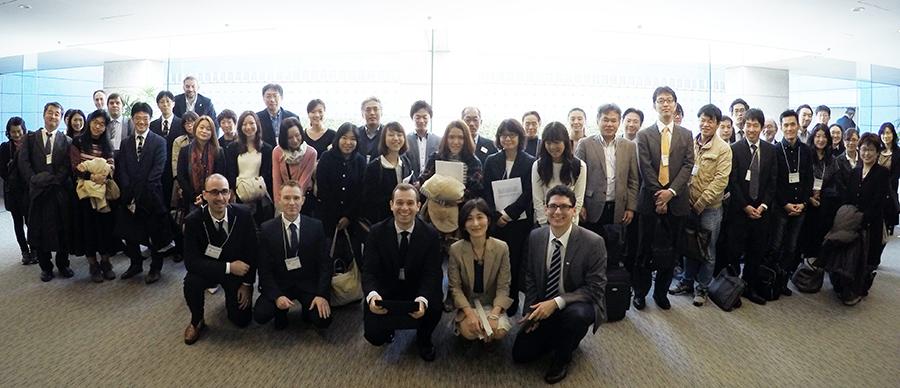 Memsource User Meetup Tokyo family photo