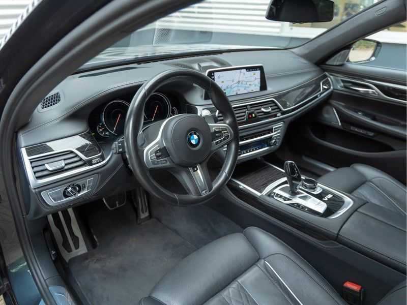 BMW 7 Serie M760Li xDrive - Bowers & Wilkins Audio - Night Vision - Entertainment Professional afbeelding 18
