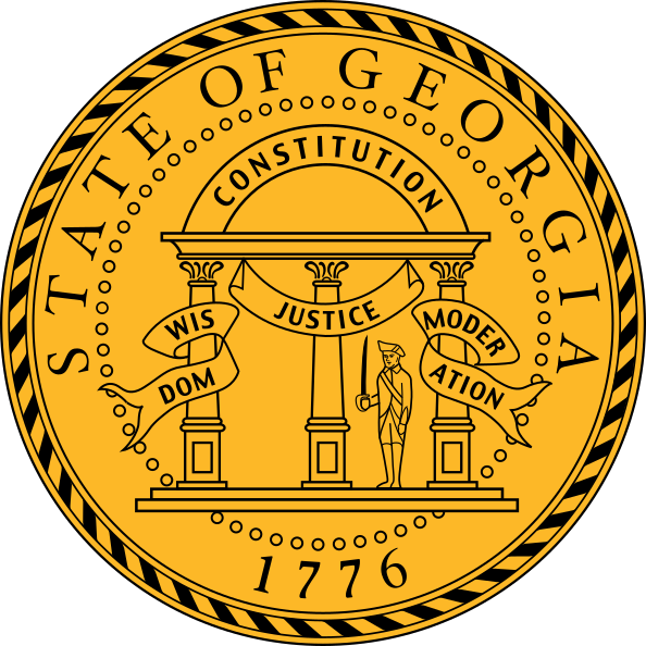 logo of State of Georgia