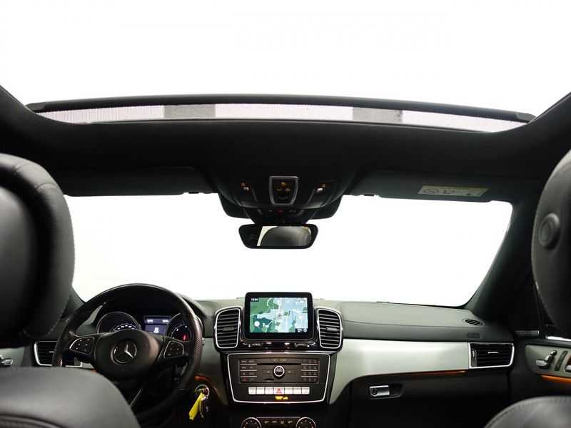 Mercedes-Benz GLE Coupé 350D AMG 4MATIC Pano, Harman/Kardon, 360 Camera, Full! afbeelding 6