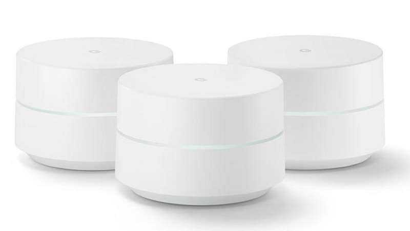 Mesh-Based WiFi System