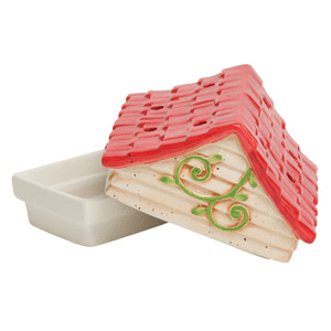 Birdhouse - DISH AND LID