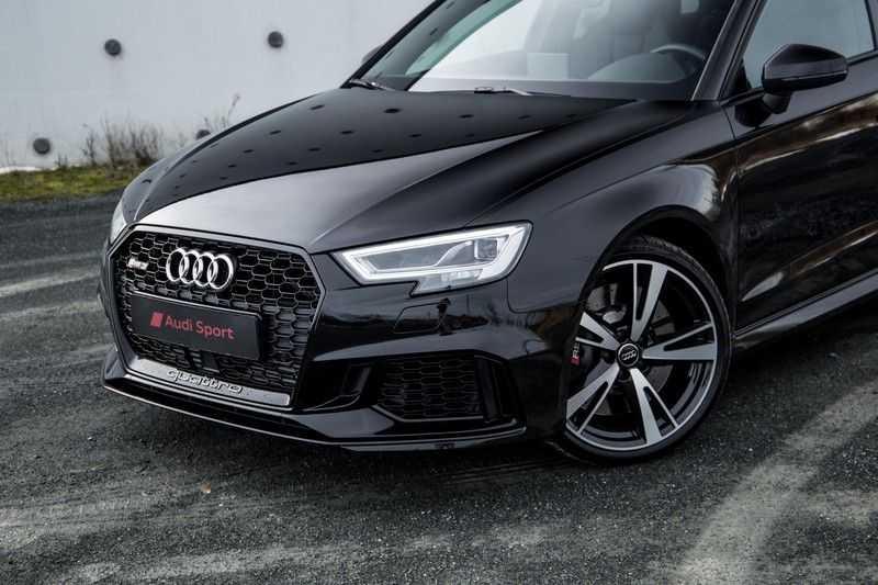 Audi RS3 Sportback 2.5 TFSI quattro   MMI-Nav   B&O Sound   Keyless entry   Pano. dak   Matrix Led   Virtual cockpit   afbeelding 2