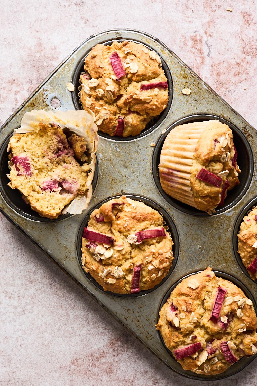 Bkaed Almond Flour Muffins