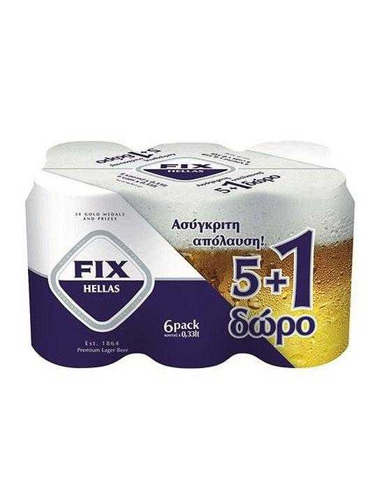 Fix beer - 24 x 330ml
