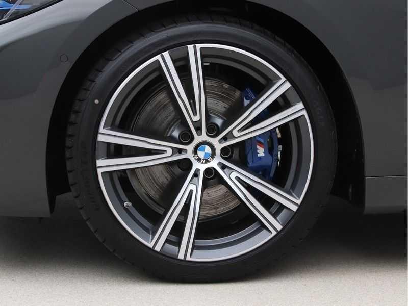 BMW 4 Serie Coupé 420i High Exe M-Sport Aut. afbeelding 22