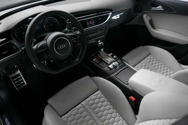 Audi RS6 Avant 4.0 TFSI quattro Pro Line Plus Keramisch - Panodak afbeelding 12