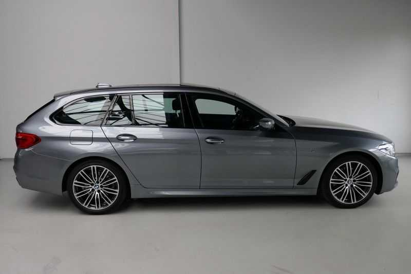 BMW 5 Serie Touring 520d High Executive M-sport afbeelding 3