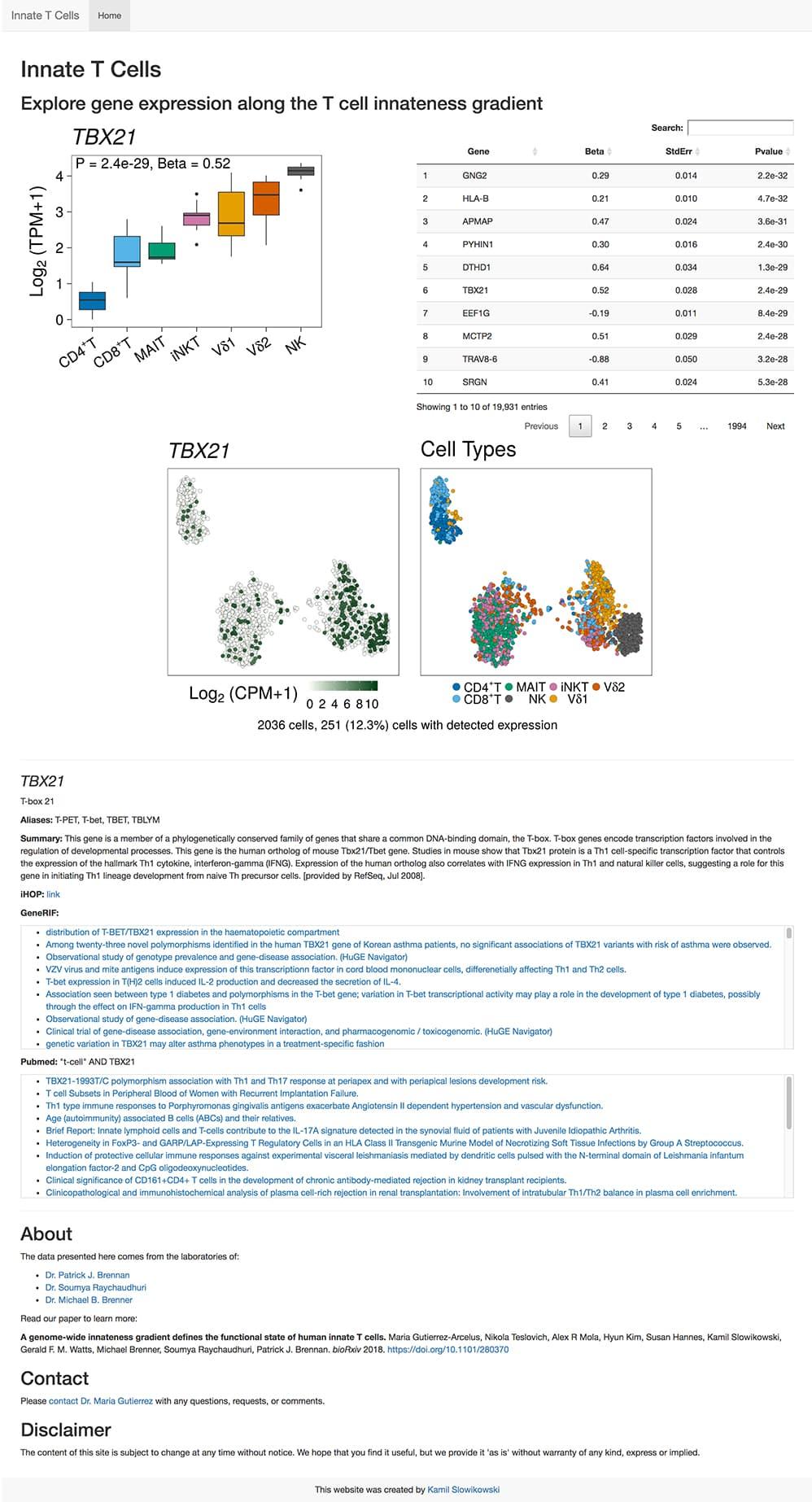 immunogenomics.io/itc
