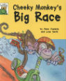 Cheeky Monkey's big race by Ann Cassidy