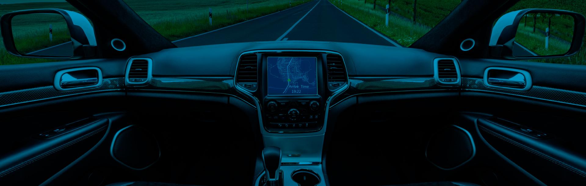 The Glimpse (Autonomous Car)