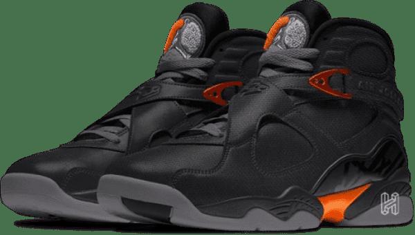 Nike Air Jordan 8 WNTR