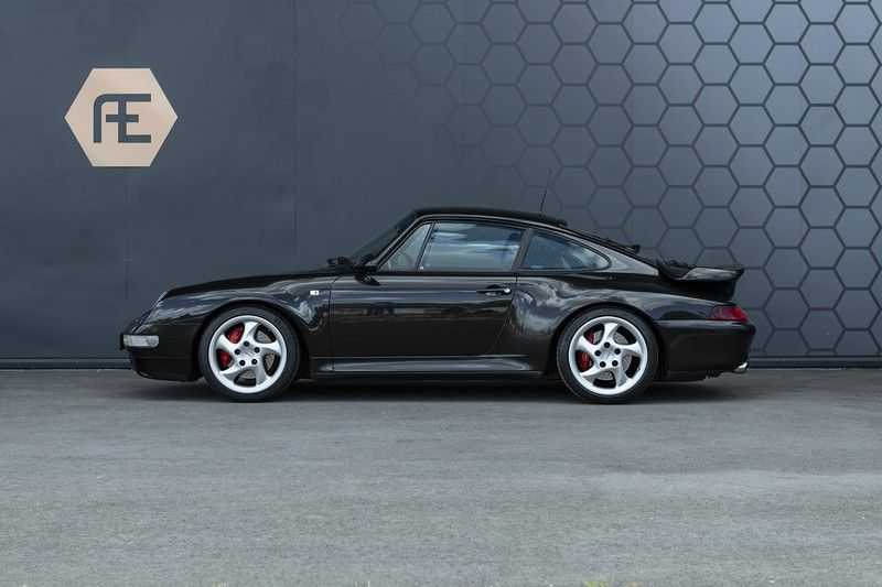 Porsche 911 3.6 Turbo  993 Turbo FULL HISTORY + EXCELLENT CONDITION NP: fl. 394.482,- Gulden afbeelding 5