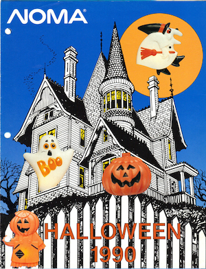 NOMA Lites (US) Halloween 1990 Catalog.pdf preview