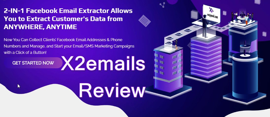 Best Facebook Email Extractor Till Now 2021 [X2emails Review]