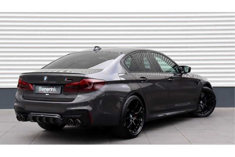 BMW 5 Serie M5 Competition Individual, Akrapovic, M Drivers Package afbeelding 10
