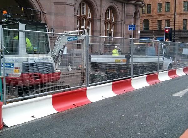 MASS Crash Tested Barrier