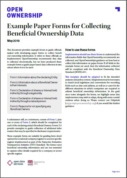 Resources — OpenOwnership