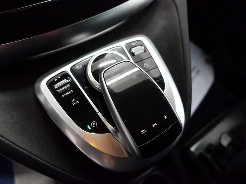 Mercedes-Benz V-Klasse 220 CDI Lang Dubbel Cabine 5/6 Pers Amg Style Autom- Navi, Camera, Xenon afbeelding 14