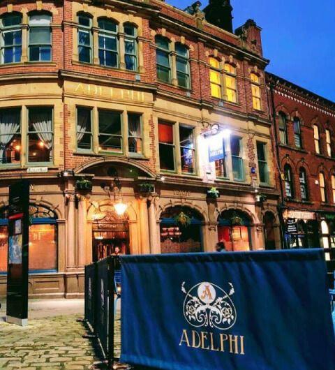 The Adelphi Pub Leeds