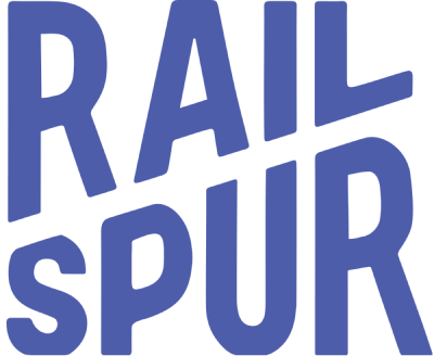 Railspur logo