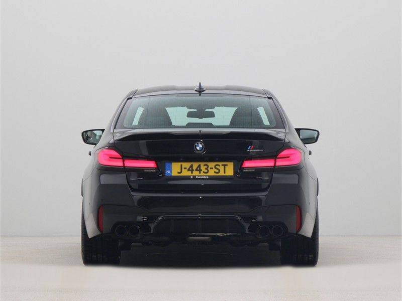 BMW M5 Competition afbeelding 10
