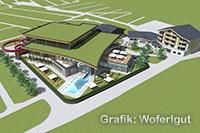 Woferlgut baut Sport- und Leistungszentrum