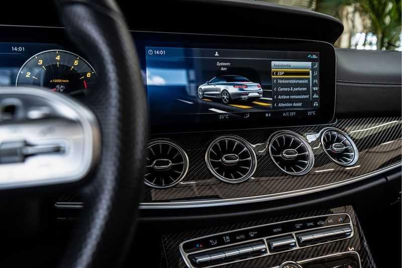 Mercedes-Benz E-Klasse Cabrio 350 AMG | Carbon | Burmester | 360º | Night pakket afbeelding 22