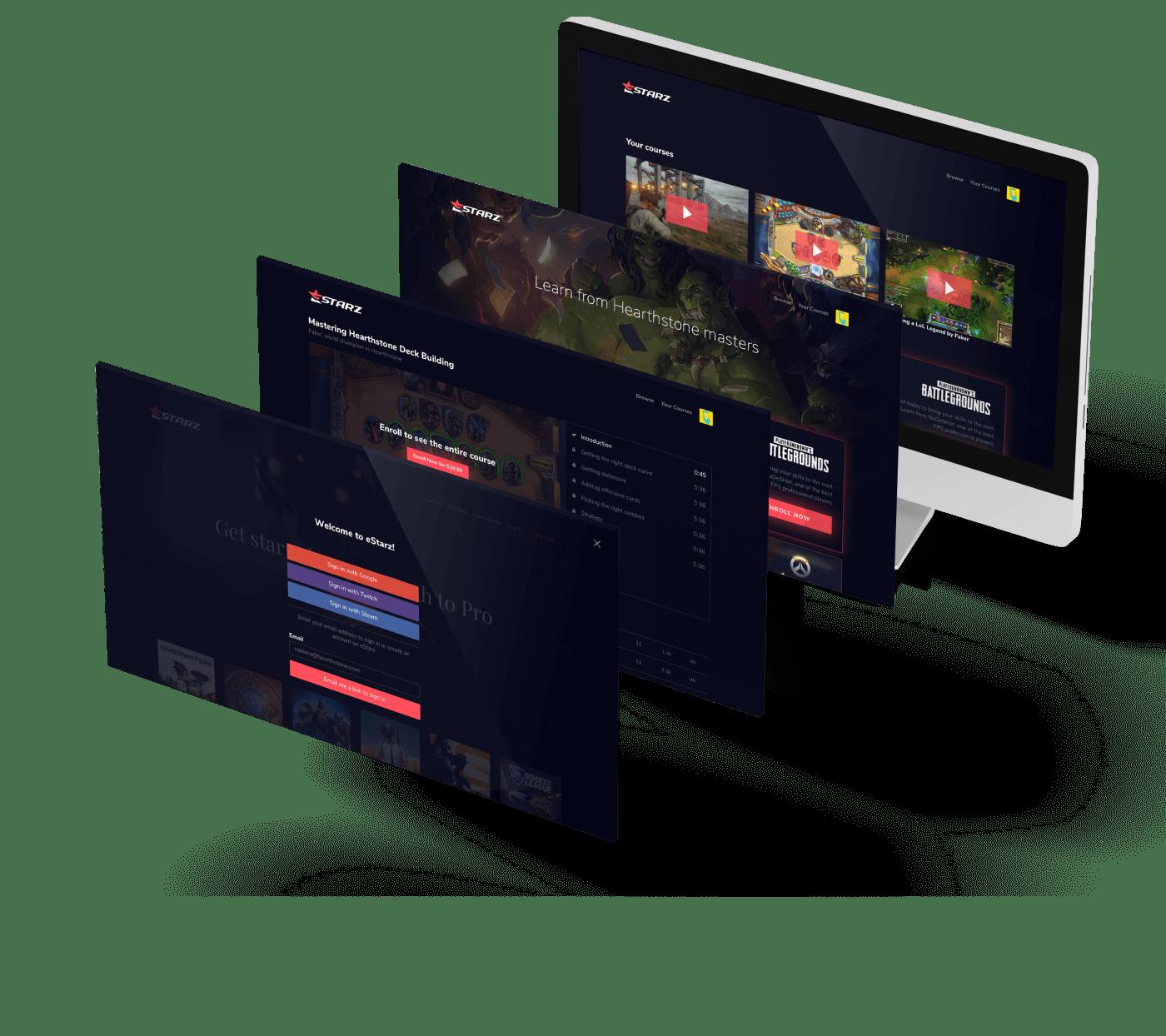 eStarz/Framerate coaching platform