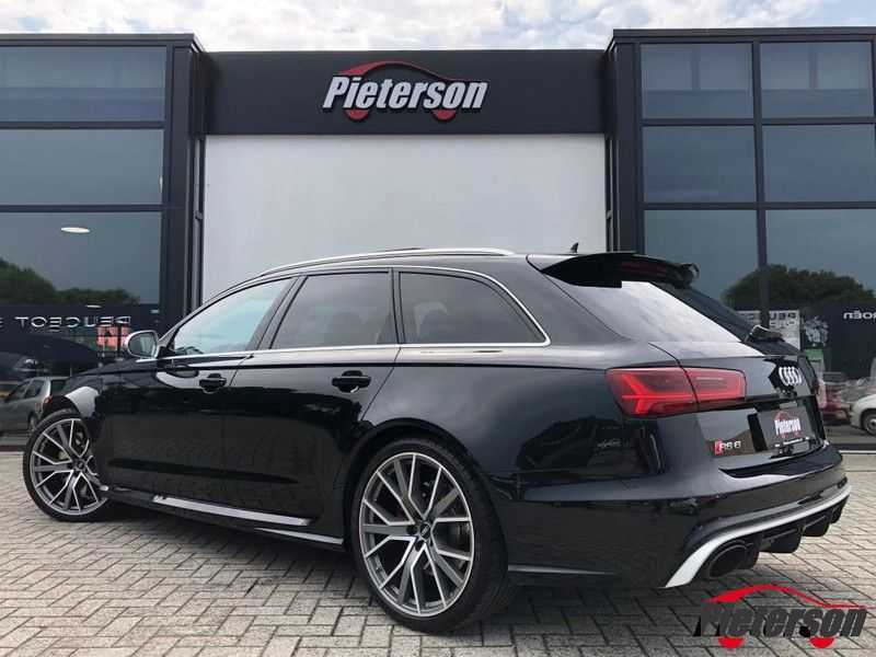 Audi RS6 Avant 4.0 TFSI Performance Facelift Carbon afbeelding 2