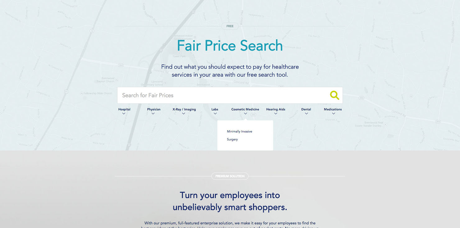 Fair Price Search