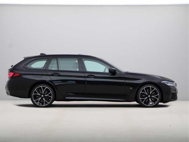 BMW 5 Serie Touring 530d High Exe M-Sport Face-lift ! afbeelding 2
