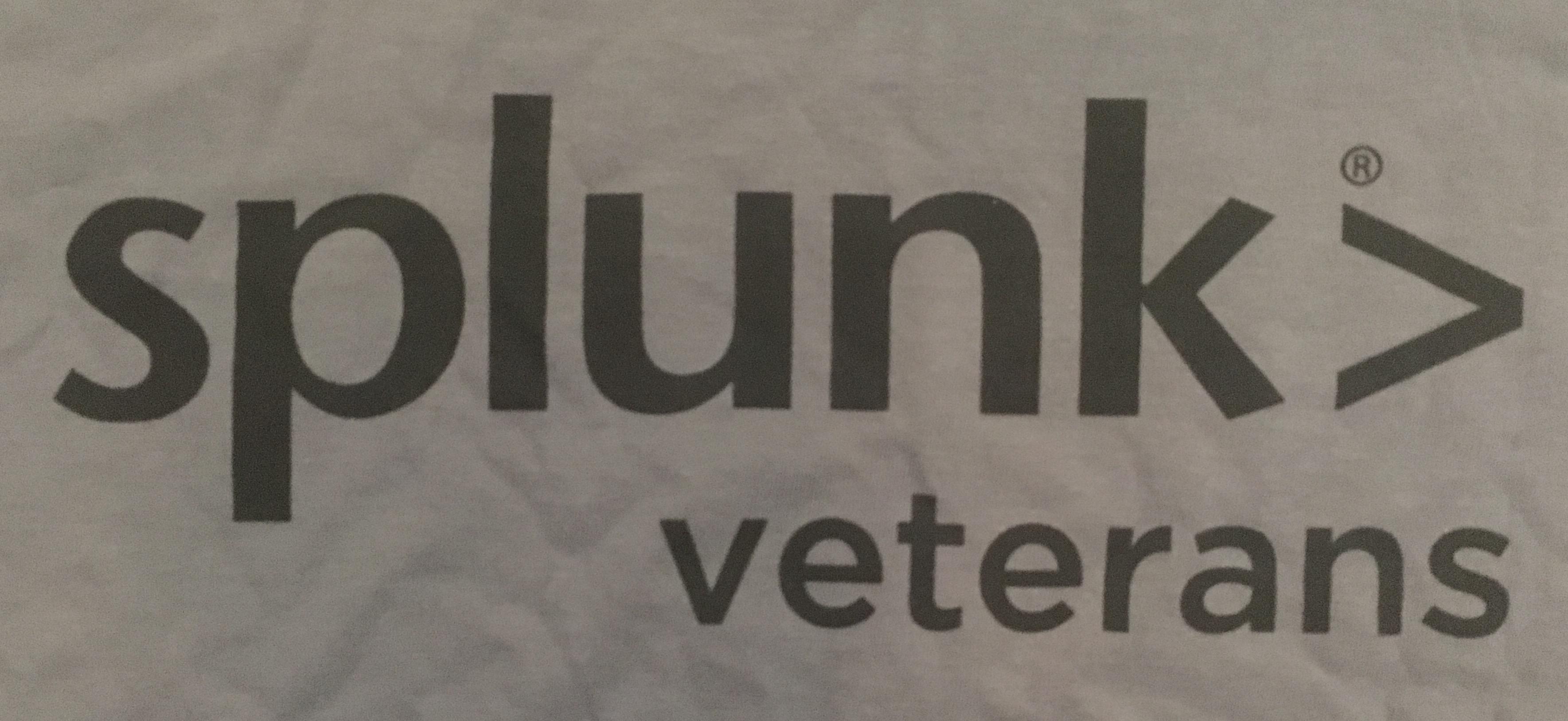 Splunk> Veterans